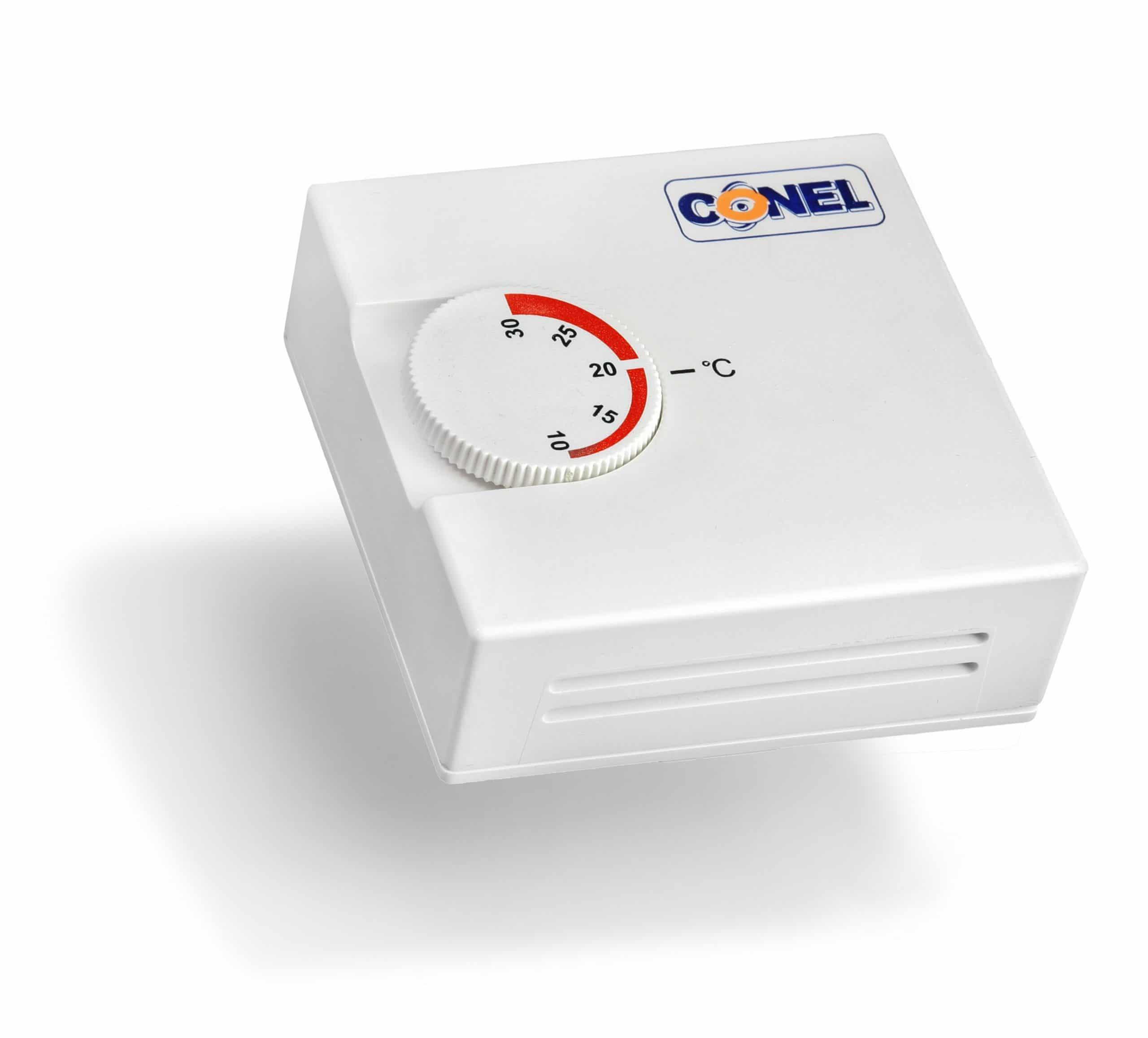 Zadajnik temperatury z czujnikiem RU ACU/PT1000